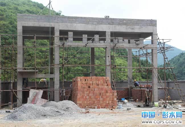 岩东乡 启动垃圾中转站建设-乡镇-中国·彭水网