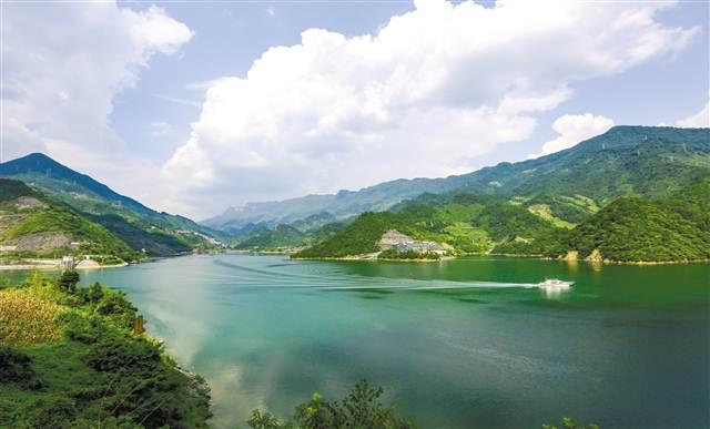 重庆彭水 生态引领开启绿色发展新纪元