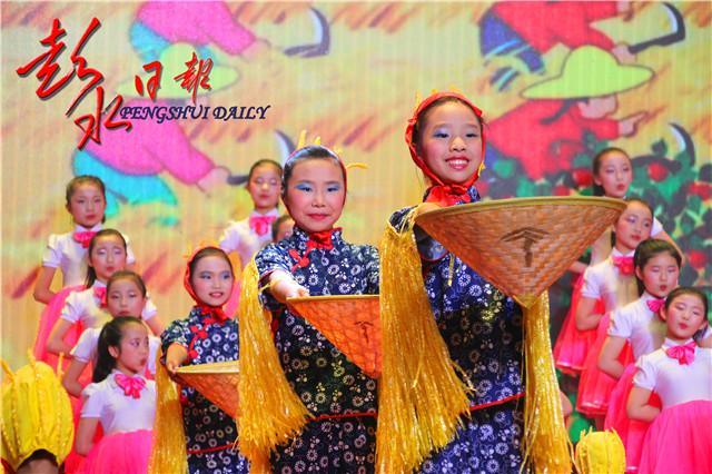 童心拥抱新时代 立志共筑中国梦